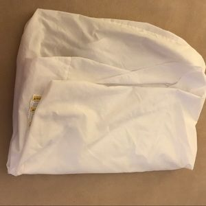 White Pack n Play Fitted Sheet